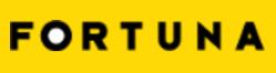logo zakładów bukmacherskich fortuna