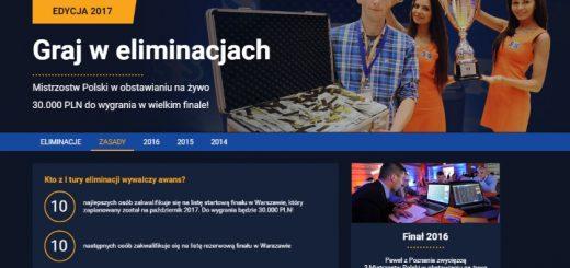Mistrzostwa Polski W Obstawianiu Na zywo 2017
