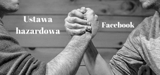ustawa hazardowa vs facebook