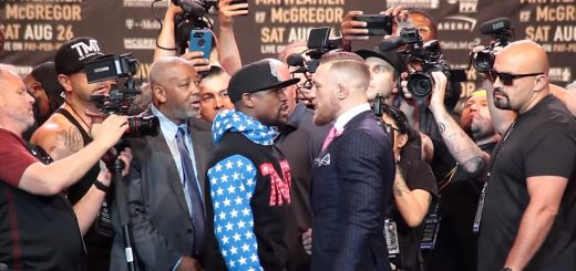 Mayweather VS Mcgregor kursy