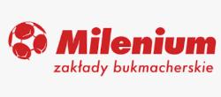 milenium zakłady bukmacherskie logo